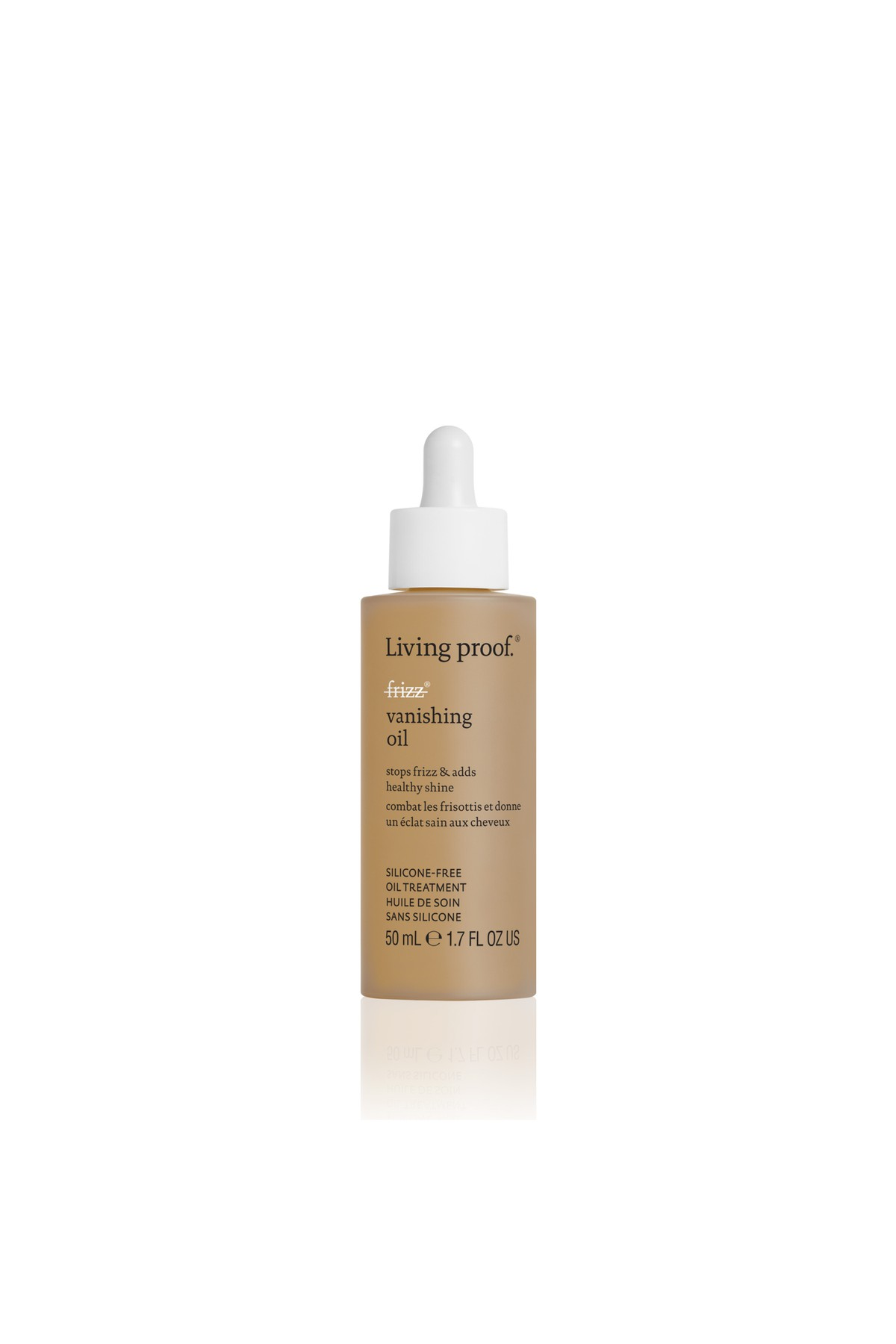 Frizz Vanishing Oil by Living Proof