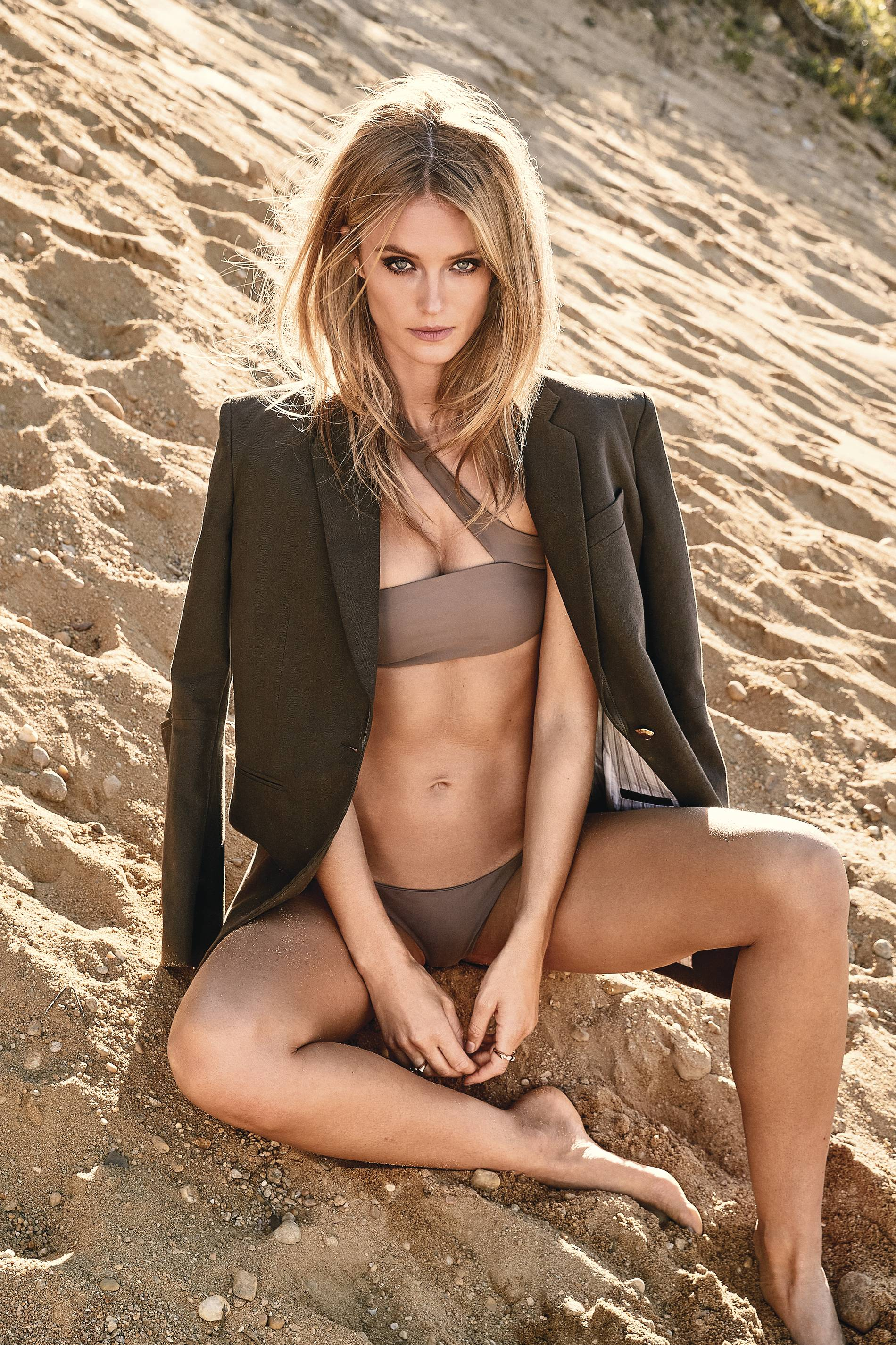 Model Kate Bock Hamptons Image Two
