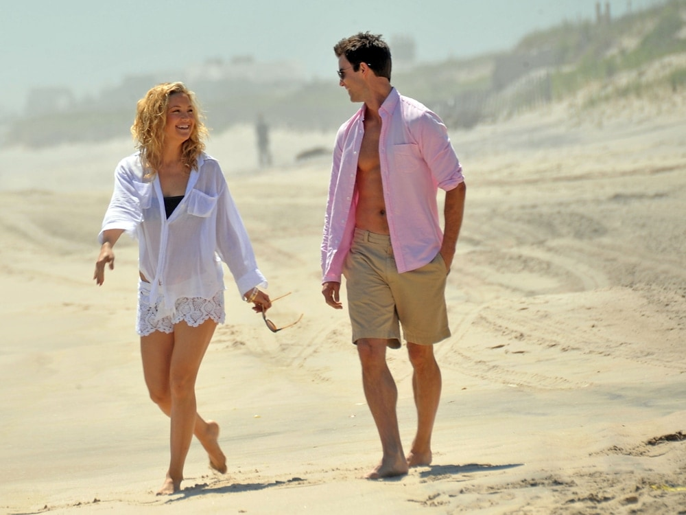 Kate Hudson and Colin Egglesfield.